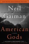 #5 American Gods (Gaiman)