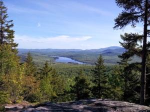 view from big deer